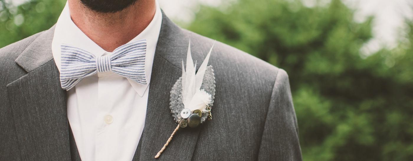 Jak vybrat svatební oblek
