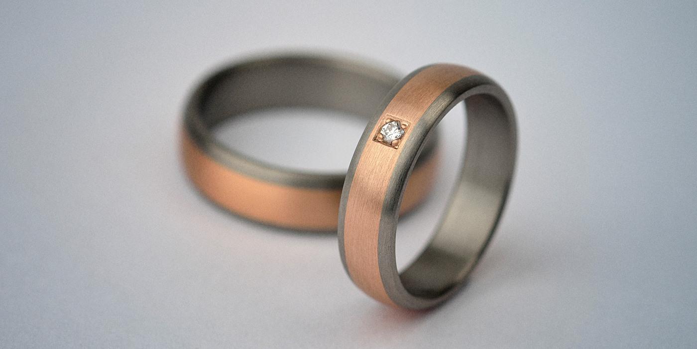 5 tipů výběru snubních prstýnků