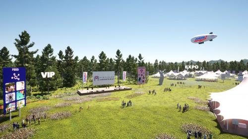 Pohled na virtuální festival