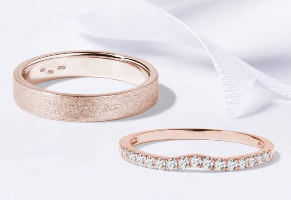 zásnubní a snubní prsteny klenota