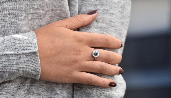 Netradiční zásnubní a snubní prsteny