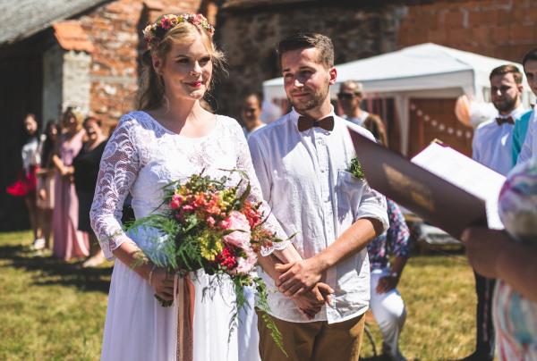 Omezený rozpočet na svatbu