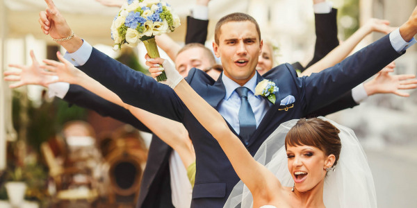 svatebni hry, hry na svatbu