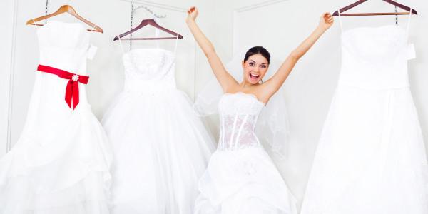 svatební šaty 2v1