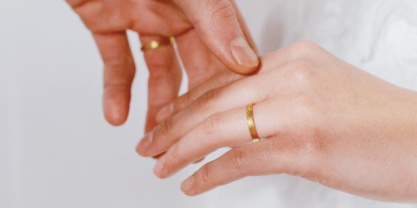 Originální snubní prsteny