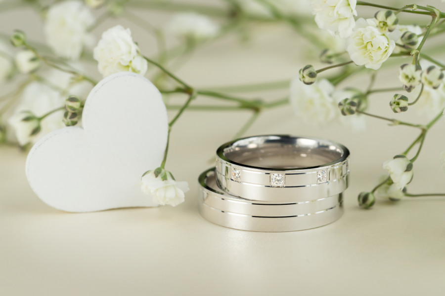 Luxur snubní prsteny